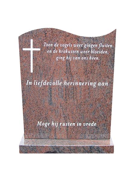 Algemene graf monument - Overkamp Gedenktekens