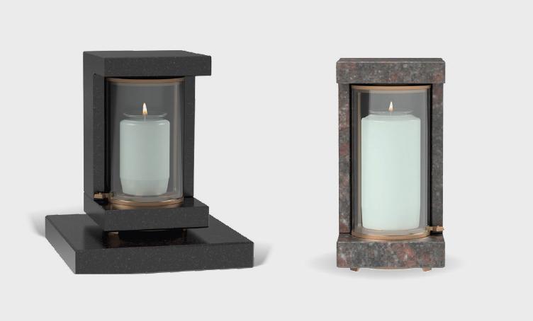 Accessoires lantaarns - Overkamp Gedenktekens
