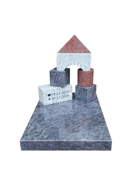 Kindergraf Grafmonument - Overkamp Gedenktekens