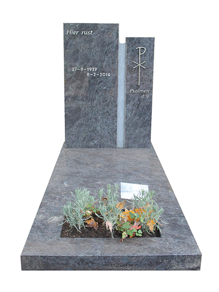 Familie graf monument - Overkamp Gedenktekens