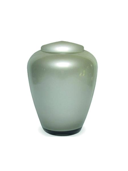 Glazen urn Optie 2