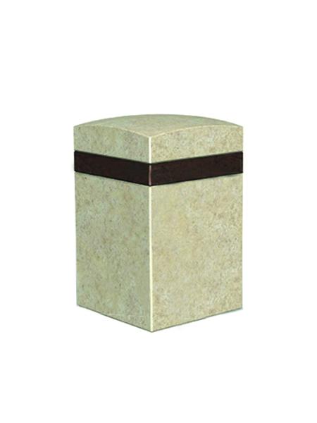 Natuurstenen urn optie 2