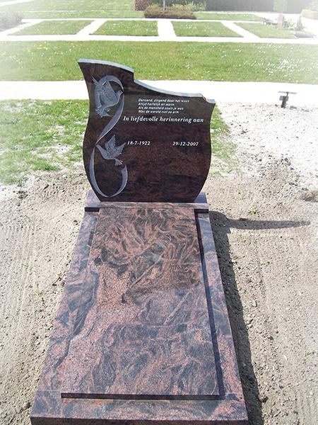 Aurora Graniet monument