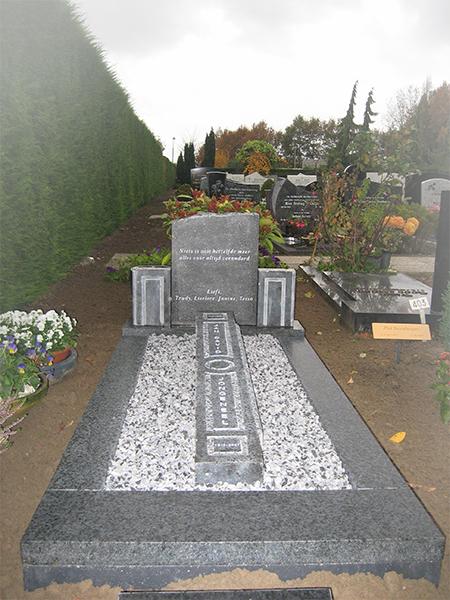 Belgisch Hardsteen monument
