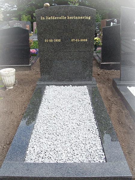 Impala graniet monumenten